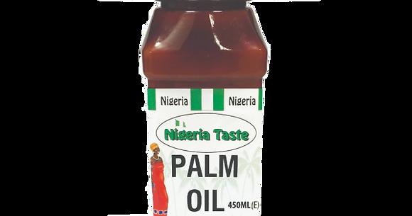 Nigerian Taste Palm Oil