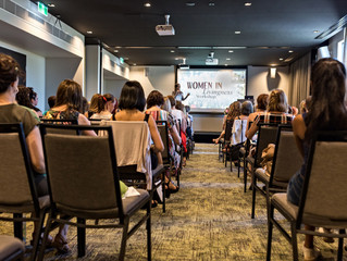 WIL workshops for women  – a real eye opener!
