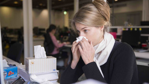Is sick the new normal?
