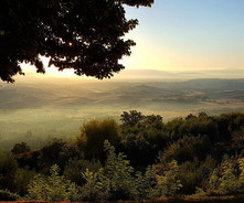 #sunrise in #chianni #nofilter #igerspis