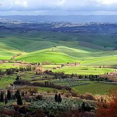 Senza parole. #chianni #tuscany #landsca