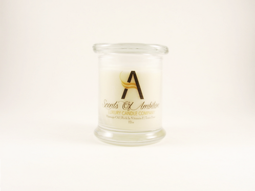 Six 4oz Soy Jar Candles