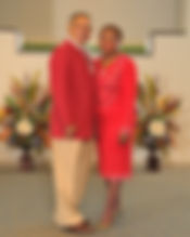 pastor vern and lady cooper