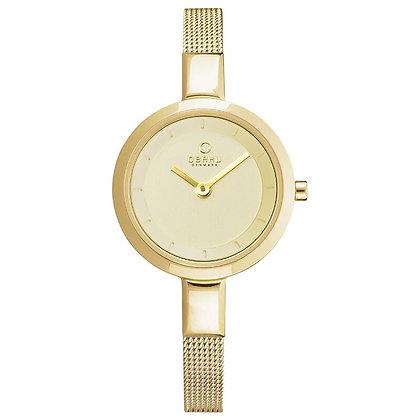 Siv - Gold US - Analog Watch
