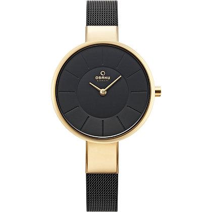 Sol - Medallion - Analog Watch