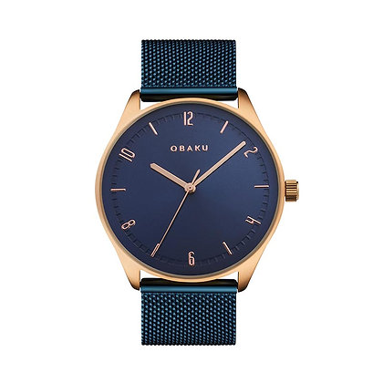 Ager - Ocean - Analog Watch