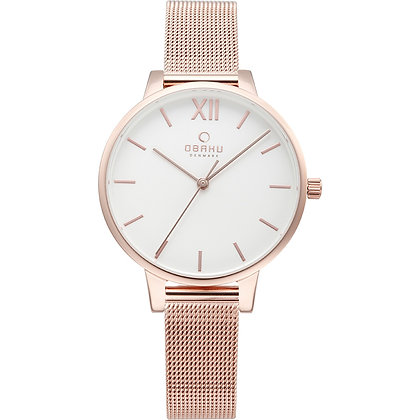 Liv - Rose - Analog Watch