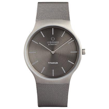 Rolig - Titanium - Analog Watch