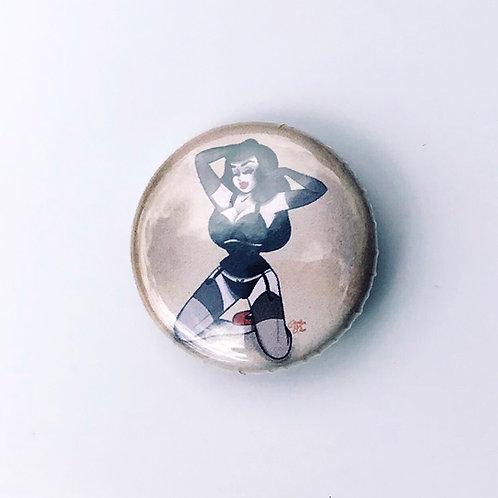 Miss Sugar Rush Badge