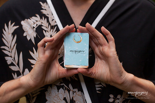 Moonsugars - Nightly Meditation Cards
