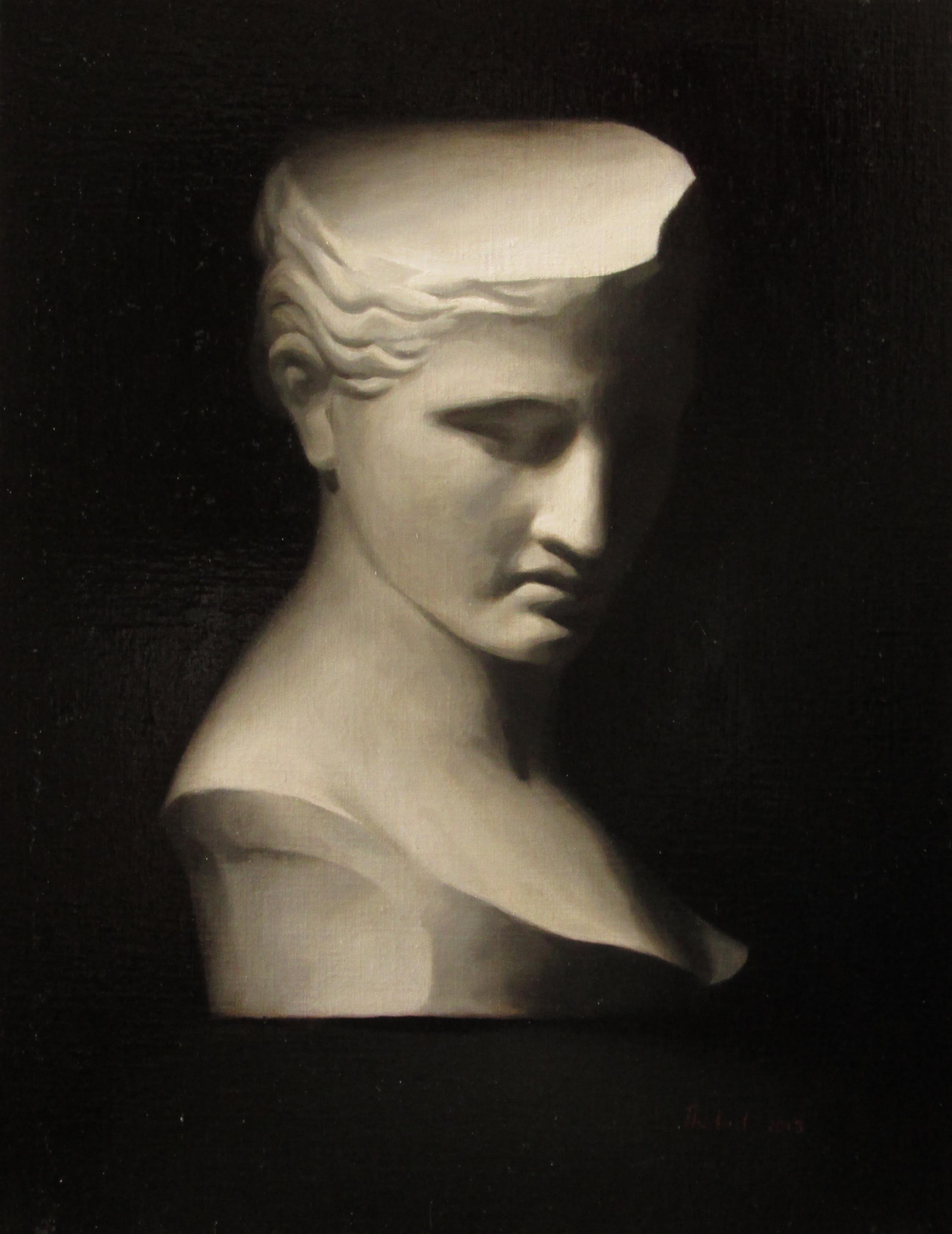 Cast of a lady