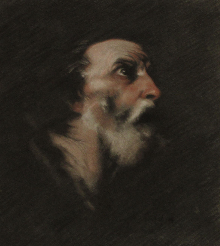 Copy of ribera painting