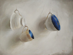 Blue Tea (sold)