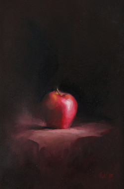 THE RED APPLE (sold)