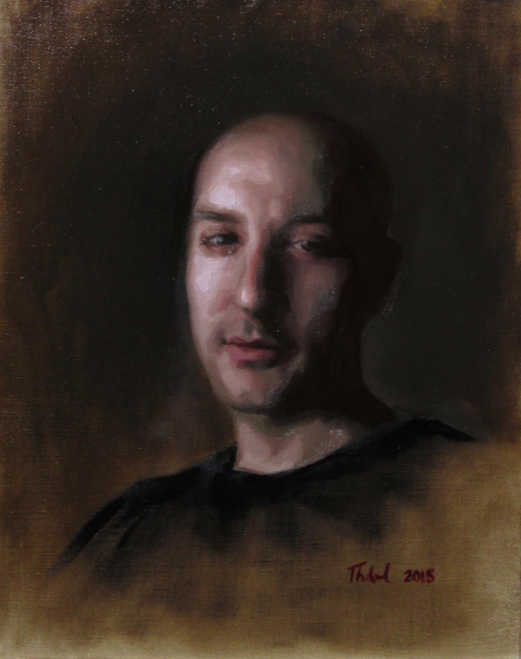 Portrait of Sebastian