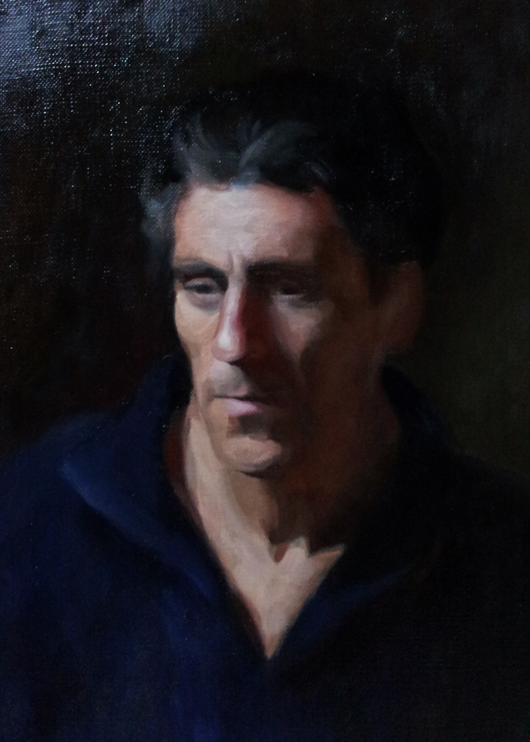 Portrait of Oscar