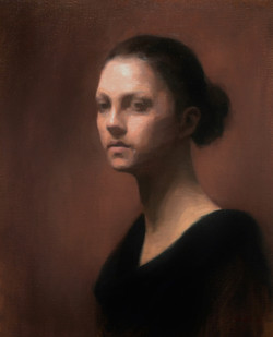 Portrait of Caroline