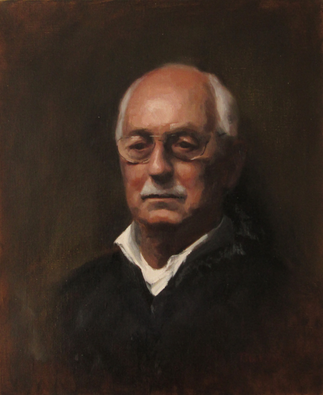 Portrait of Gergerly