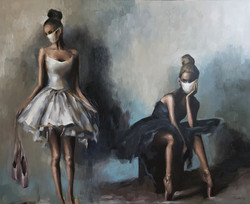 Corona ballerinas