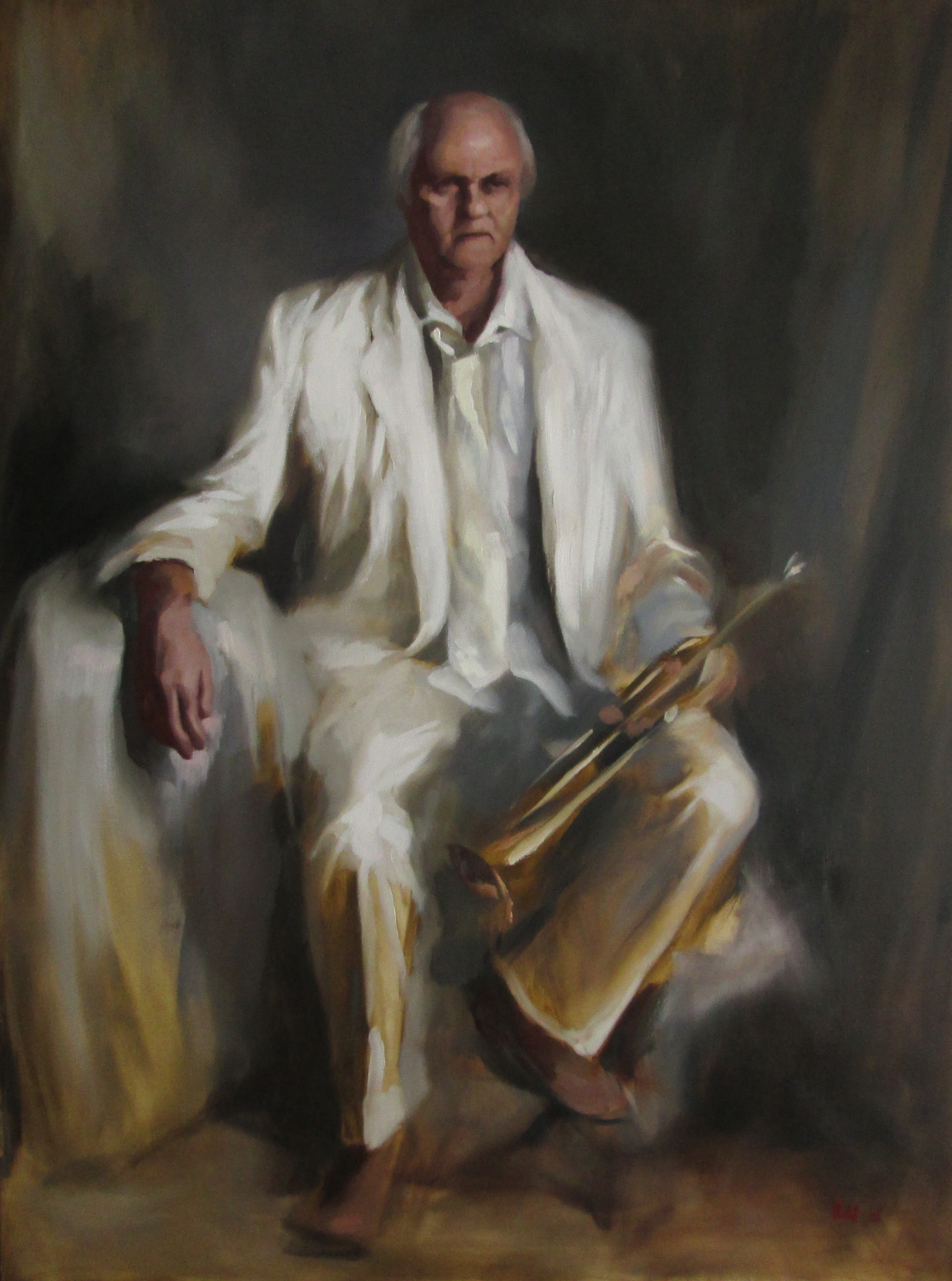 THE MUSICIAN(sold)