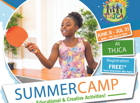 2020 SUMMER ENRICHMENT CAMP