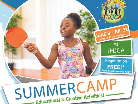 2020 SUMMER ENRICHMENT CAMP