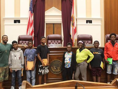 THJCA Visits The Supreme Court