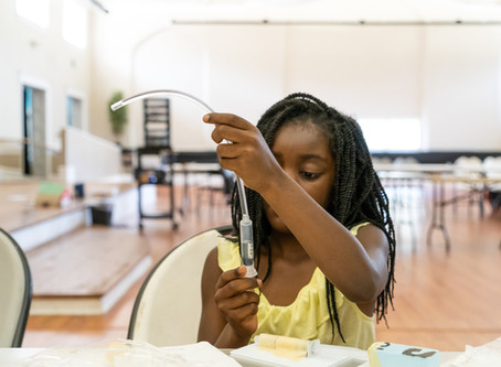 STEM Activities Boost THJCA Summer Program