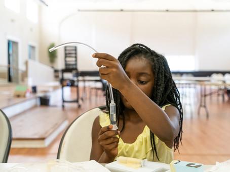 STEM Activities Boost THJCA Summer Program