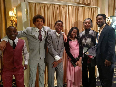 THJCA Youth Recognized at Annual Gala