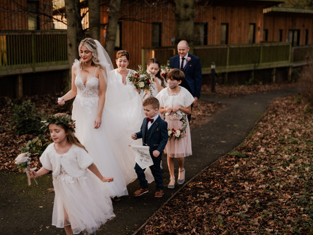 Sarah and Jack's Micro Wedding Inspiration