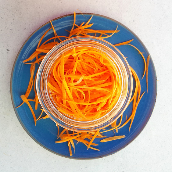 Ausgebucht: Gemüse fermentieren - Methoden für jede Küche