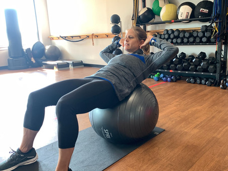 Benefits of Using an Exercise Ball