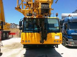cranes hire in jordan