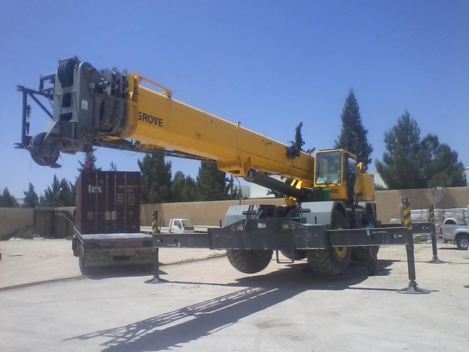 crane 200t