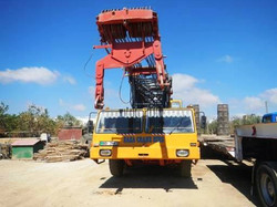 Cranes for large weights
