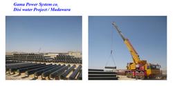 cranes project