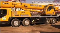 Crane 200 tons
