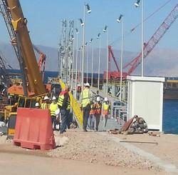 Large Crane Projects