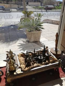 Jordanian coffee makers