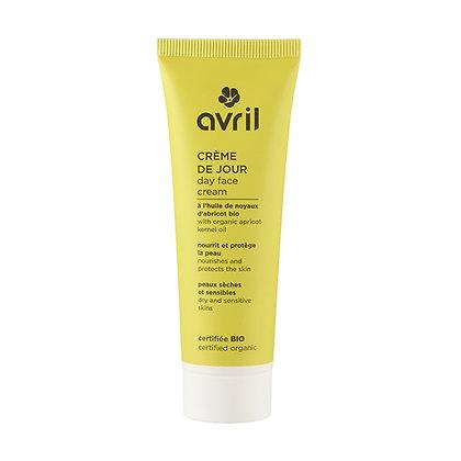 Crème de jour peaux sèches & sensibles