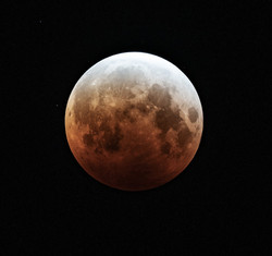 Jim Carlson Lunar Eclipse on WO 102mm