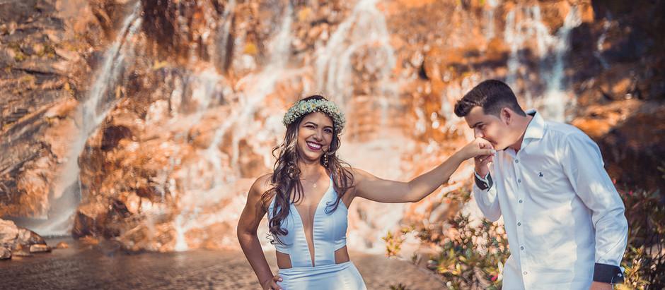 Pré-casamento Djaniny e Diego