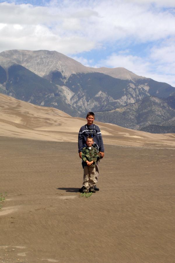 Sand Dunes 2005062