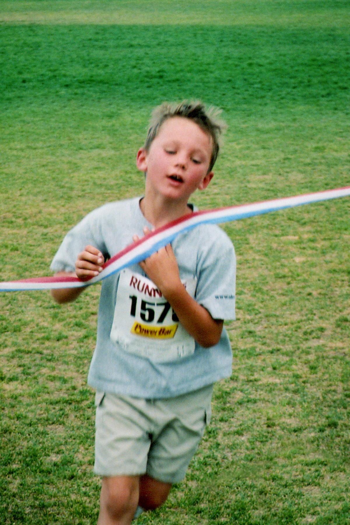 Nicholas KRA Race