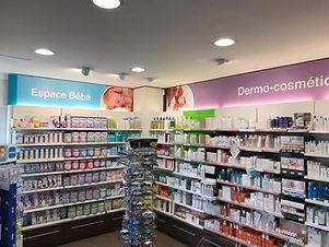 Panneaux Pharmacie_Enseigne Communicatio
