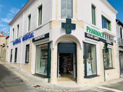 Pharmacie vendée_Enseigne Communication