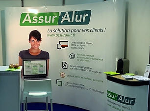 Stand_Enseigne Communication une marque