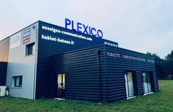 Plexico - Enseigne Communication