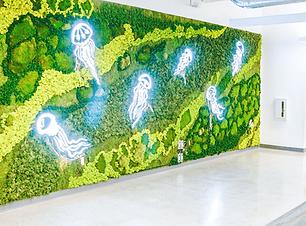 art vegetal - PLEXICO Enseigne Communica